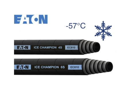 Низкотемпературные РВД компании Eaton ICE CHAMPION EC810