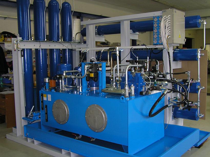 Гидростанция 1